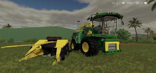 Photo of FS19 – John Deere Fb130 Kavak Kesici V1.0