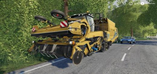 Photo of FS19 – Kleine Sf 11 3 Patates Hasat Makinası V1