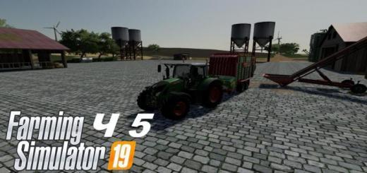 Photo of FS19 – Kubota L6060 Traktör V1
