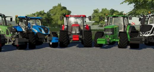 Photo of FS19 – Masse Mx 750Kg V1.1