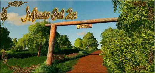 Photo of FS19 – Minas Sul 2X 1.1.0 Beta