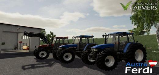 Photo of FS19 – New Holland 60 / M / Tm Serisi V1.0