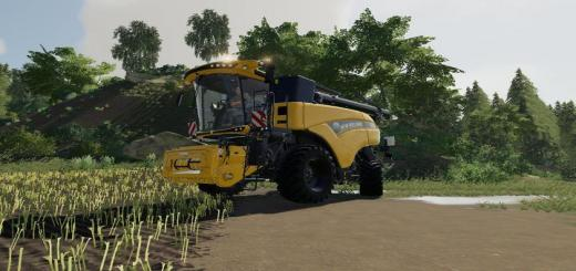 Photo of FS19 – New Holland Cr10.90 Biçerdöver Modu Beta