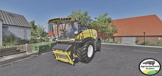 Photo of FS19 – New Holland Fr 780 Biçerdöver V1