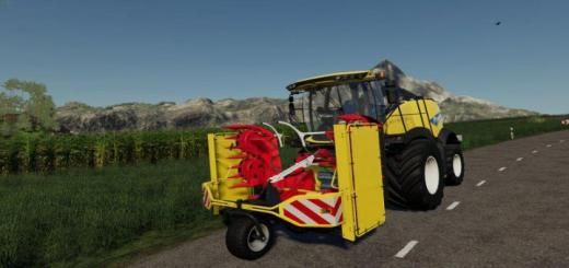 Photo of FS19 – New Holland Fr Serisi V1.0