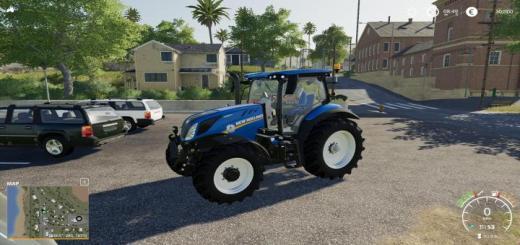 Photo of FS19 – New Holland T6 Traktör V1