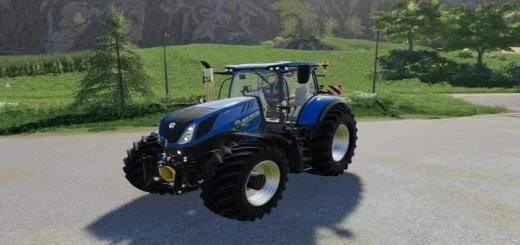 Photo of FS19 – New Holland T7 Traktör V1.0.0.1