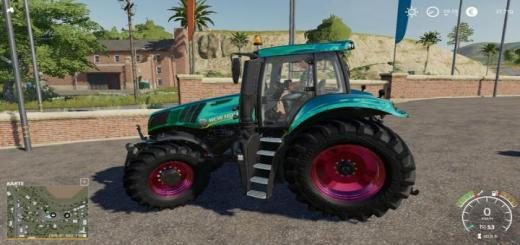 Photo of FS19 – New Holland T8 Sonderling Mp V1.0