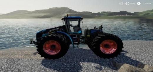 Photo of FS19 – New Holland T9 Nerd Mp V1.0