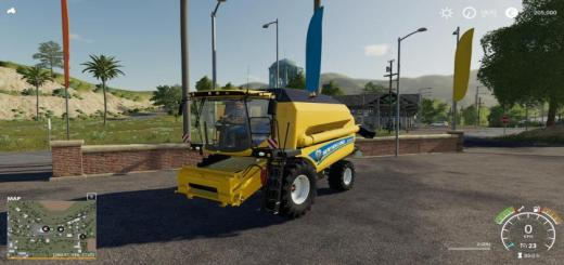 Photo of FS19 – New Holland TC 5.90 Biçerdöver V1.0