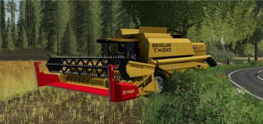 Photo of FS19 – New Holland Tx 66 Biçerdöver V1