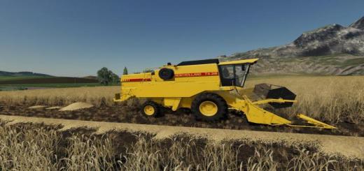Photo of FS19 – New Holland Tx Serisi V1.0