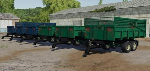 Photo of FS19 – Ns 10.12 Römork V1.0