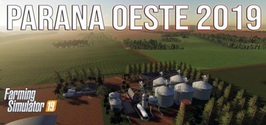 Photo of FS19 – Parana Oeste Çiftlik Haritası V1