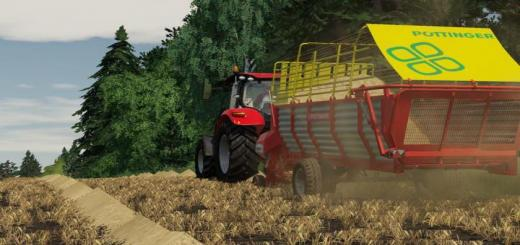 Photo of FS19 – Pottinger Euroboss 330T V1