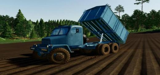 Photo of FS19 – Praga V3S Hkd Mudülü V1.0