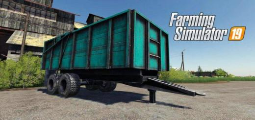 Photo of FS19 – Pts-10 13500 Kapasiteli Römork V1.0.0.0