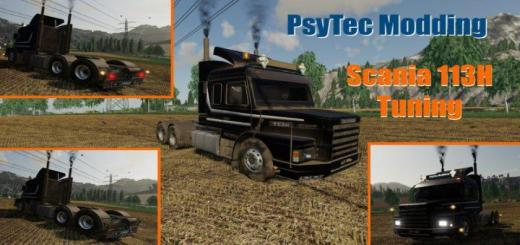 Photo of FS19 – Scania 113H Modifiyeli Kamyon Modu V1