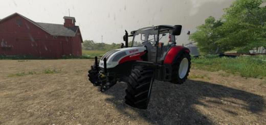 Photo of FS19 – Steyr Multi V1.3