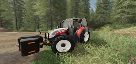 Photo of FS19 – Steyr Multi V1.5