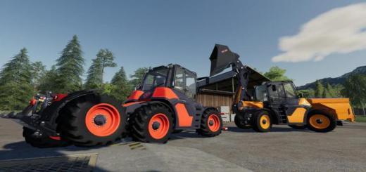 Photo of FS19 – Syn Trac Çok Amaçlı Traktör V1.1.0.2