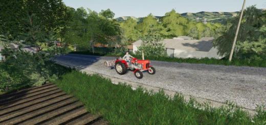 Photo of FS19 – Ursus C-325 Traktör V1