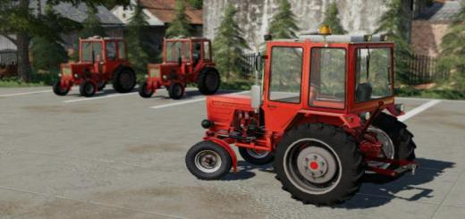Photo of FS19 – Wladimirec T25 Traktör V3.0