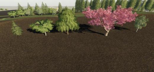 Photo of FS19 – Yerleştirilebilir Ağaçlar V1.0.1.0