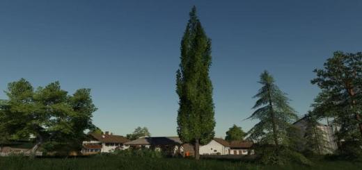 Photo of FS19 – Yerleştirilebilir Kavak Ağacı V1