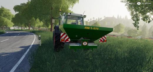 Photo of FS19 – Zdt Rm 1-070 Gübre Serpme Makinası V1