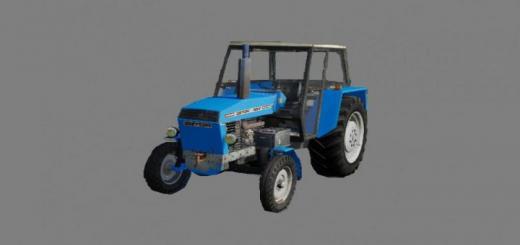 Photo of FS19 – Zetor 8011 Traktör Modu V1