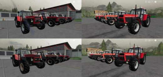Photo of FS19 – Zetor Crystal Paketi V2.0