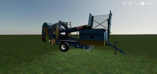Photo of FS19 – Anna Z664 Patates Hasat Makinası V1.0