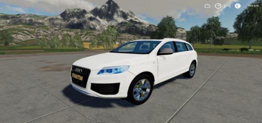 Photo of FS19 – Audi Q7 V1