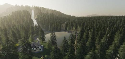 Photo of FS19 – Beaver Creek Dere Haritası V2