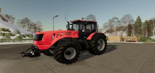 Photo of FS19 – Belarus 3022Dc Traktör V1.2