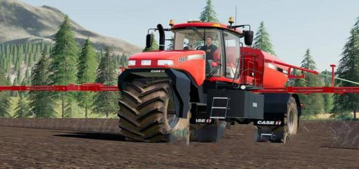 Photo of FS19 – Case Ih Titan 3540 Serpme Makinası V1.0