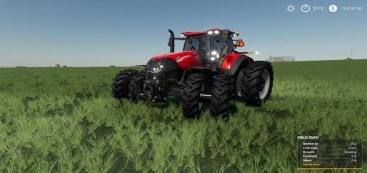 Photo of FS19 – Case Optum Traktör V1.0