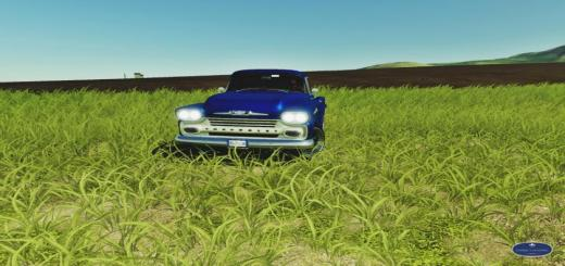 Photo of FS19 – Chevrolet Apache 1958 V1.0