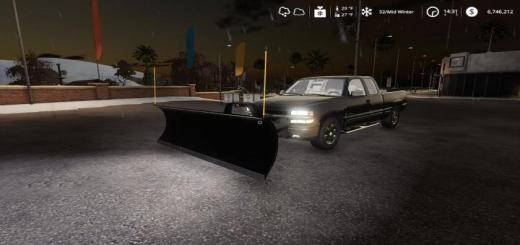 Photo of FS19 – Chevy Silverado 1500 V1.0