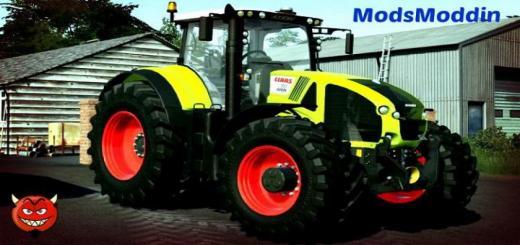 Photo of FS19 – Claas Axion 900 Traktör V2.0