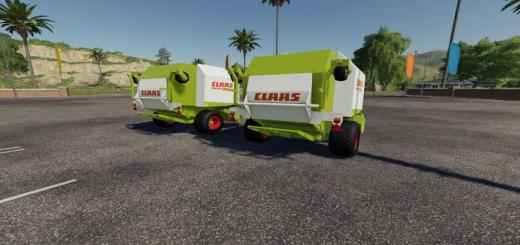 Photo of FS19 – Claas Rollant 250 & 250 Rotocut V1.6