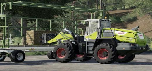 Photo of FS19 – Claas Torion V1