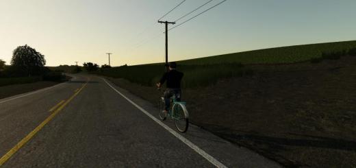 Photo of FS19 – Daru Bisiklet Modu V1.0