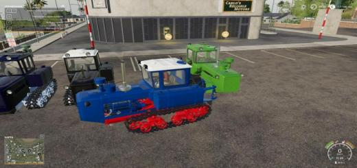Photo of FS19 – Dt 75M + Dt 175C Volgar V1.0