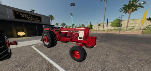 Photo of FS19 – Farmall 806/706 Traktör V1.0