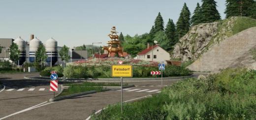 Photo of FS19 – Felsdorf Çiftlik Haritası V1.0