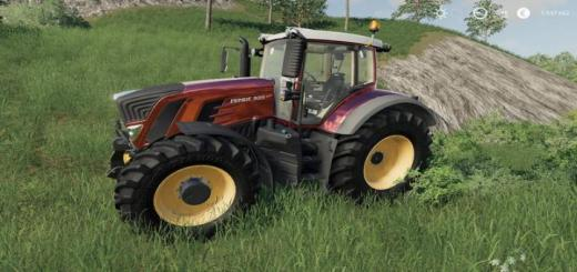 Photo of FS19 – Fendt 900 Nerd Traktör Mp V1.0