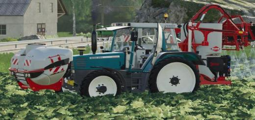 Photo of FS19 – Fendt Favorit 509 510 Traktör V3.0