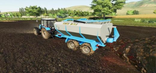 Photo of FS19 – Fortschritt Hts 100.27 D V1.6